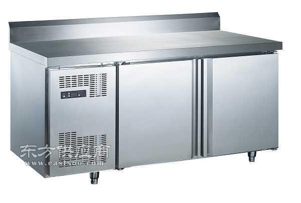 康派斯 靠背 平台雪柜 冷柜 厨房设备 保鲜工作台TC0.3L2B 可定制