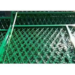 沭阳铁丝网、绿色包胶铁丝网、机场铁丝网图片