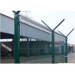 超兴金属丝网(在线咨询),护栏网,扁铁护栏网图片