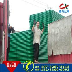 蒙城护栏网|超兴金属丝网|双边丝护栏网图片