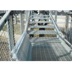 踏步板厂家直销_东营踏步板_热浸锌钢格板(图)图片