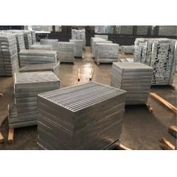 排水沟钢格栅盖板、吐鲁番钢格栅盖板、镀锌钢格栅板(图)图片