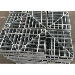 钢格栅板厂家、芜湖镀锌格栅、船用镀锌格栅图片
