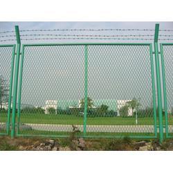 护栏网生产厂家(图),防爬护栏网,定西护栏网图片