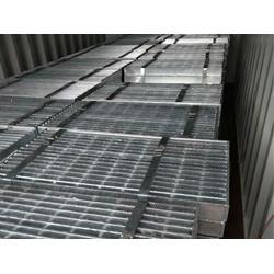 山东钢格栅盖板、宏特金属丝网(在线咨询)、镀锌钢格栅盖板图片