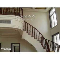 木楼梯-木楼梯厂家图片