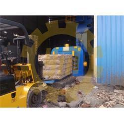 废纸打包机厂家-废纸打包机-永茂机械国家质量认证图片