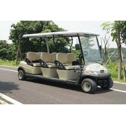 电动高尔夫球车6座图片