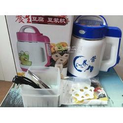 会展热销多功能豆腐机做豆浆家用豆浆机厂家直销跑江湖产品图片