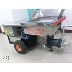 河南喷涂机-宏达环保-自动砂浆喷涂机图片