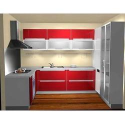 安陆整体厨房-樱花整体厨房-品尚若金(优质商家)图片
