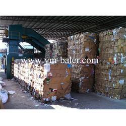 永茂机械厂 广州全自动废纸打包机 打包机图片