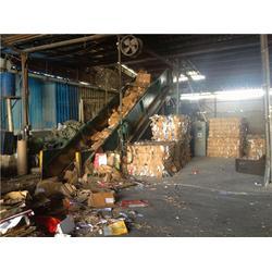 汕头打包机,找永茂机械厂就对了,卧式废纸打包机图片