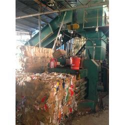 全自动废纸打包机|永茂机械厂欢迎您|二手全自动废纸打包机图片