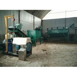 有机肥生产线报价表_久昇(已认证)_有机肥生产线图片