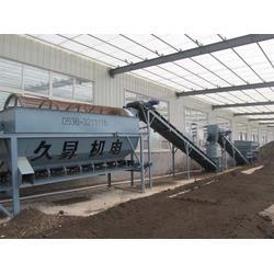 有机肥生产线,久昇(已认证),1万吨有机肥生产线图片
