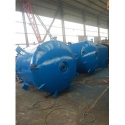 炼油反应釜-郑州铁营设备(在线咨询)反应釜图片