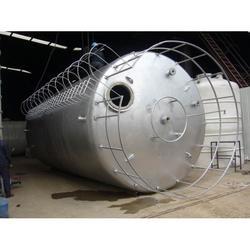 不锈钢,郑州铁营设备,不锈钢卧式储罐图片