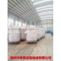 反应釜|郑州铁营设备(优质商家)|简易反应釜图片