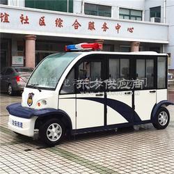 供应6座封闭式电动巡逻车,街道治安纠察车,景区安保电动车图片