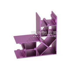 工业散热器铝型材深加工铝材深加工厂家亮银图片