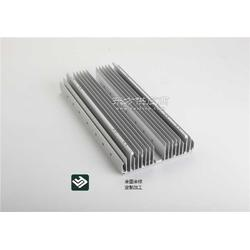 铝制品加工厂家开模定制-加工电子散热铝片、三极管散热片、铝型材散图片