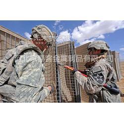 专业提供优质防爆墙 防恐怖袭击HESCO BARRIER家喜客堡垒图片