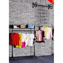 爱丽尚服装展具有限公司(图),品牌服装展架,服装展架图片