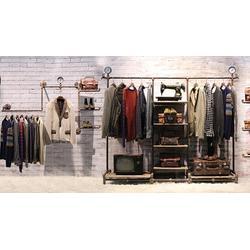 爱丽尚服装展具有限公司 服装展架道具-服装展架图片