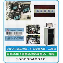 可变二维码喷码机_广州可变二维码喷码机_登仕朗(优质商家)图片