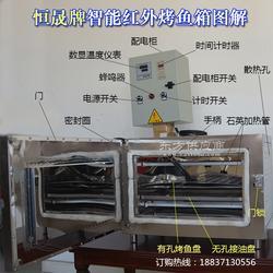 烤魚箱不銹鋼型智能電烤魚箱圖片