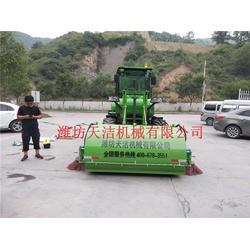 水稳路基扫路车_天洁机械(在线咨询)_扫路车图片
