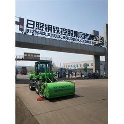 煤厂煤渣清扫车-清扫车-天洁机械(查看)图片