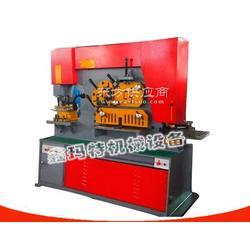大型液压联合冲剪机Q35Y-40 大型钢构公司不可少的利器图片