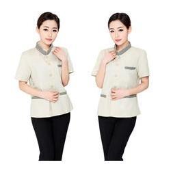 保洁服定做、锦衣服装生产厂、晋城保洁服定做图片