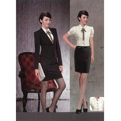 西安职业装定做,锦衣服装生产厂,物业职业装定做图片