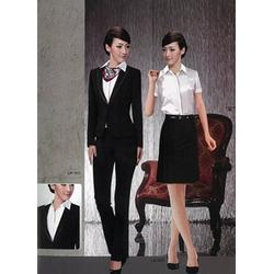 锦衣服装生产厂,前台职业装定做,河北职业装定做图片