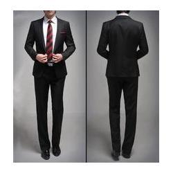 阿里巴巴西服定做,西服定做供货商,锦衣服装厂家(优质商家)图片