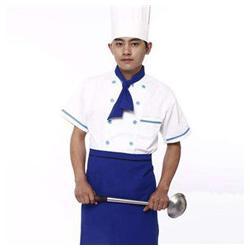 绣花厨师服定制_锦衣服装服饰_安华桥厨师服图片