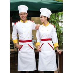锦衣服装生产厂、快餐厅厨师服布鞋专卖、厨师服图片