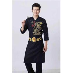 烹饪大赛厨师服+帽子|锦衣服装公司(在线咨询)|厨师服图片