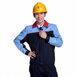 房山区工程服定做、锦衣服装生产厂、保洁工程服定做图片
