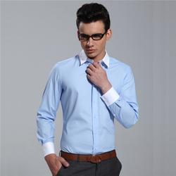 衬衫定做 纯棉 当当网衬衫定做 锦衣服装厂家(查看)图片