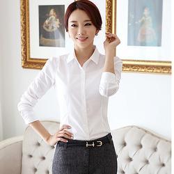 锦衣加工厂 纯棉免烫衬衫定做-广西衬衫定做图片