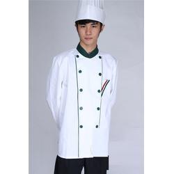 平谷区厨师服定做|锦衣生产厂|黄色厨师服定做公司图片