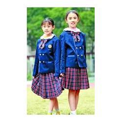 师范二中校服定做-锦衣服装厂(在线咨询)校服定做图片