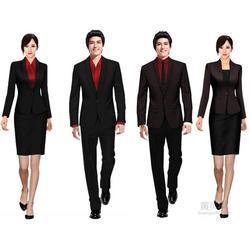 北京酒店工服制作、酒店工服、锦衣服装加工厂(查看)图片