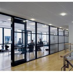 南京办公室隔断|飞耀玻璃厂|南京办公室隔断图片