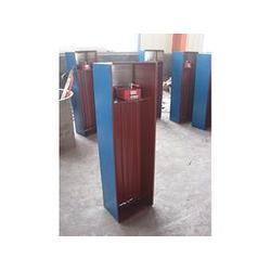 南平板式排烟口、强盛空调人防、全自动板式排烟口图片