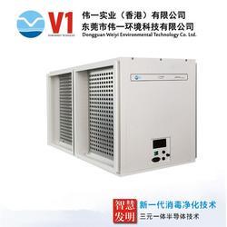 贵州地铁空气消毒净化、地铁空气消毒净化机器生产厂家、伟一图片